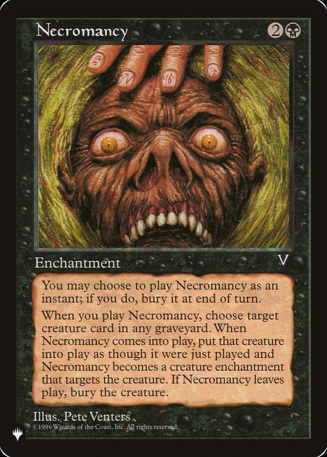 Necromancy [PLIST]