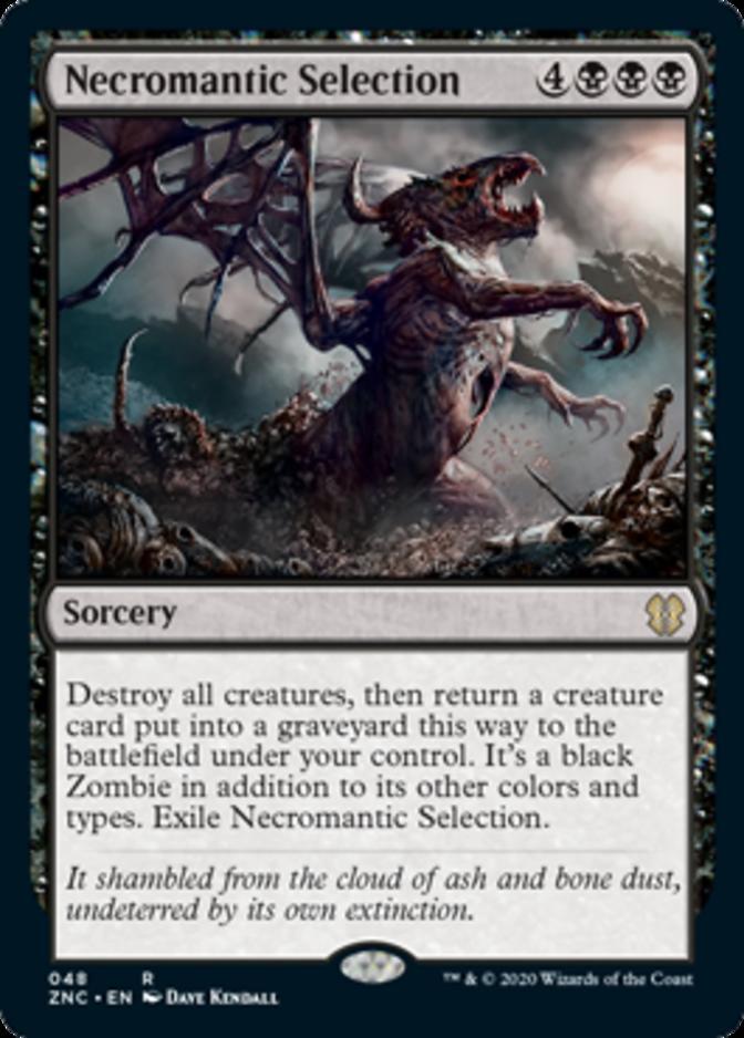 Necromantic Selection [ZNC]