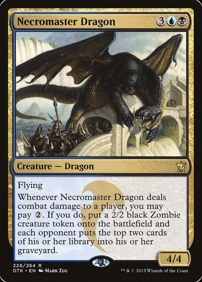 Necromaster Dragon [DTK]