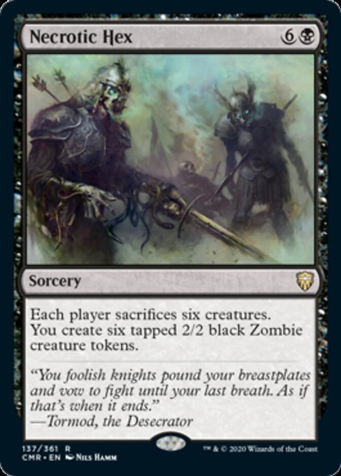 Necrotic Hex [CMR]