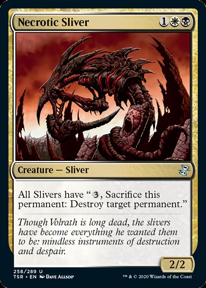 Necrotic Sliver [TSR]