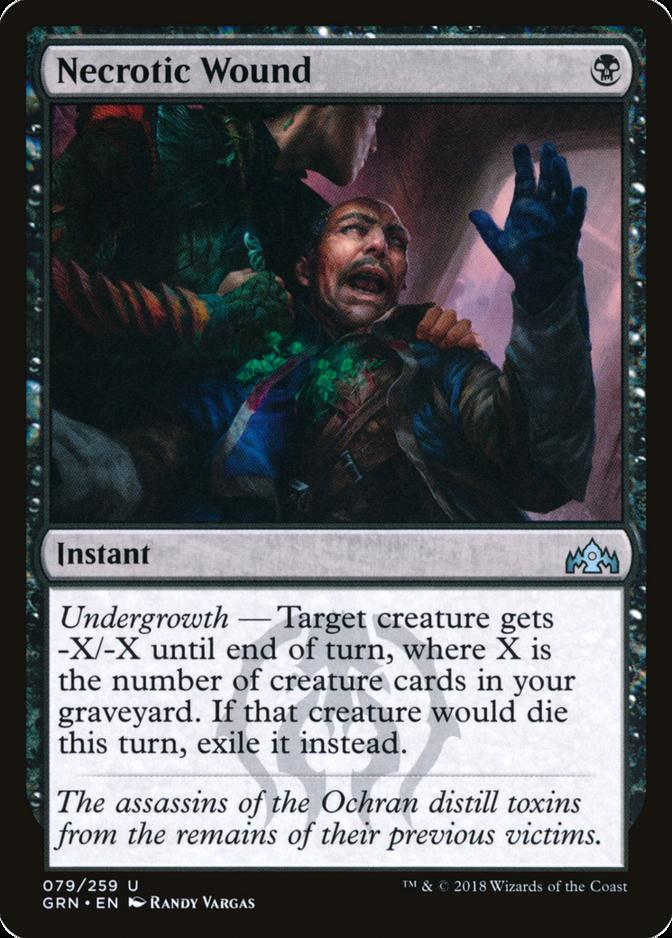 Necrotic Wound [GRN]
