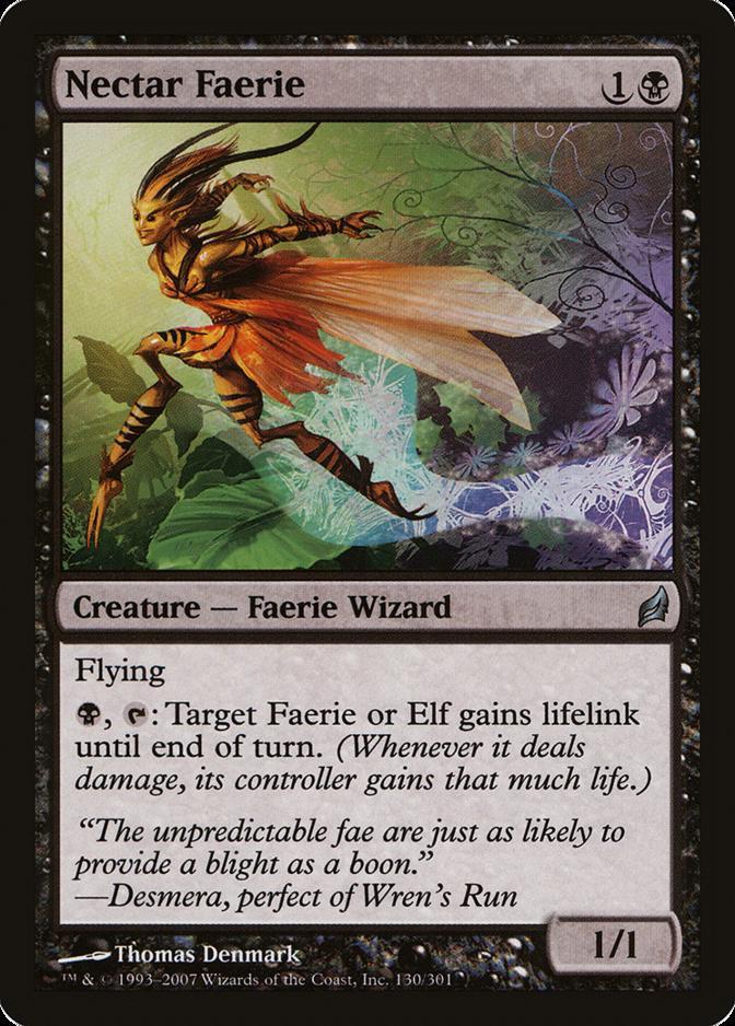 Nectar Faerie [LRW]