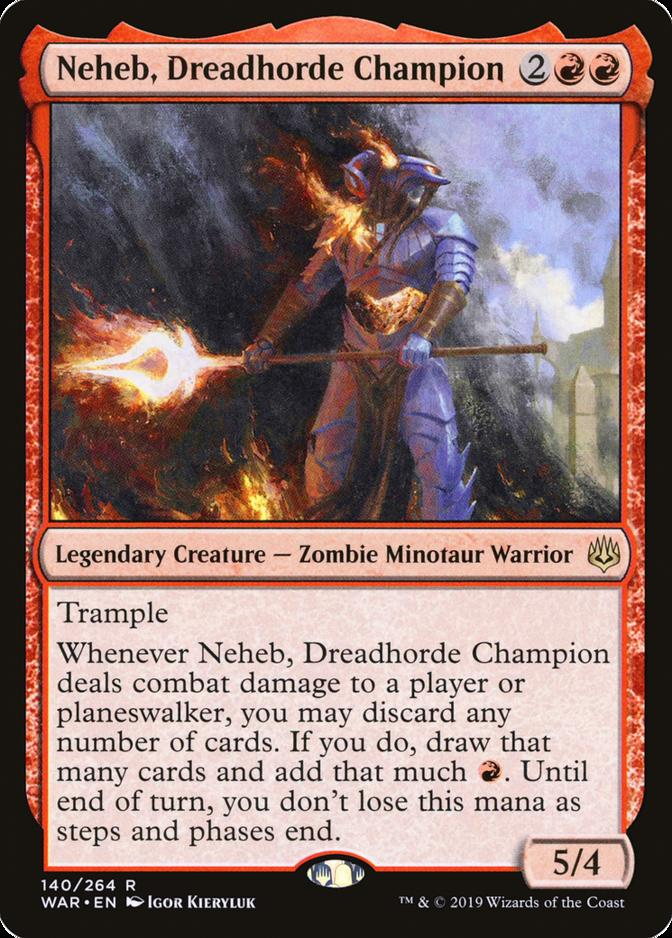 Neheb, Dreadhorde Champion [WAR]