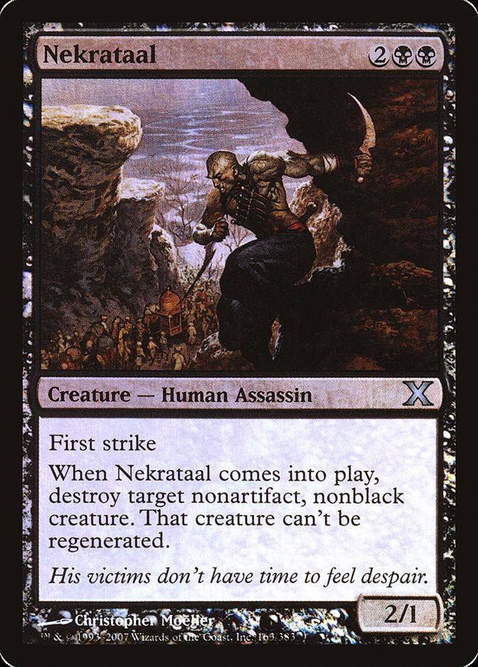 Nekrataal [10E] (F)