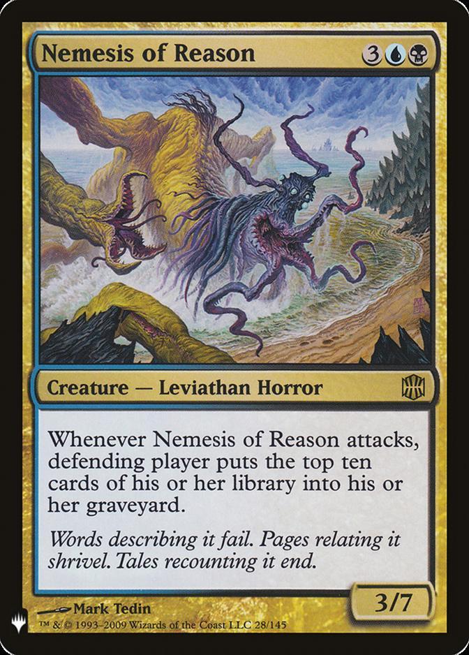 Nemesis of Reason [MB1]