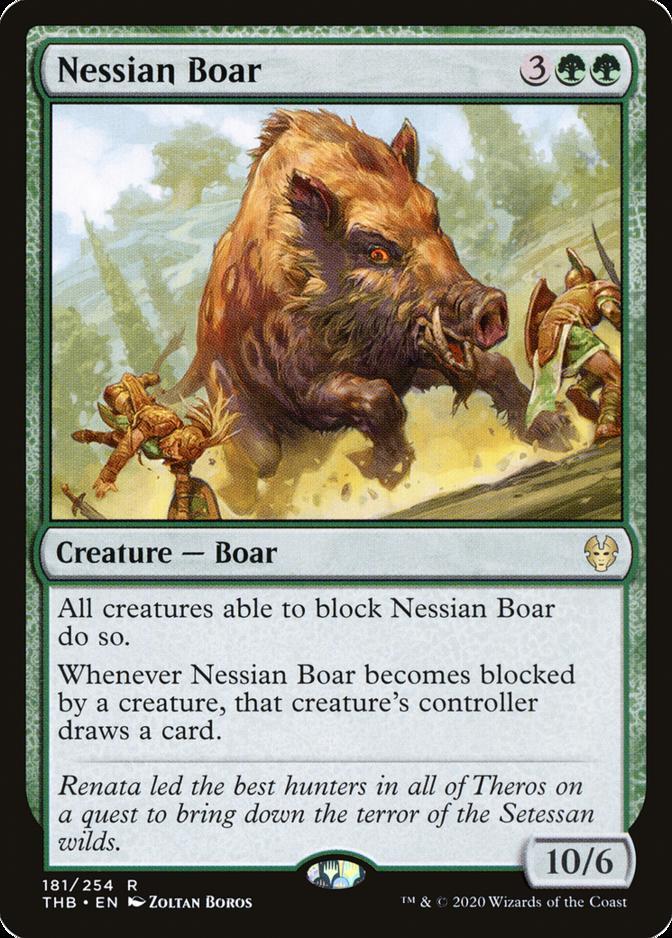 Nessian Boar [THB]