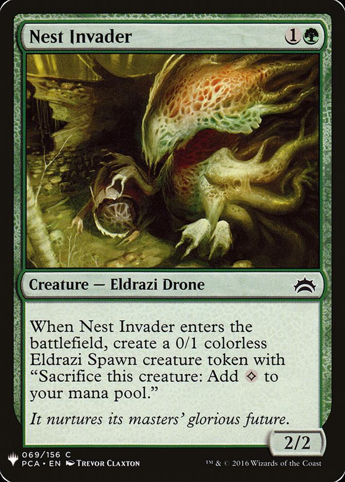 Nest Invader [MB1]