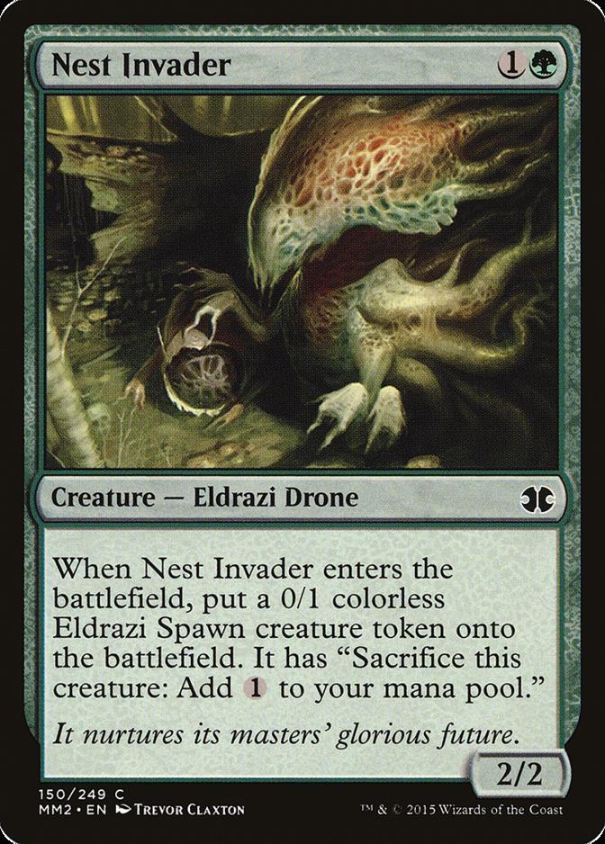 Nest Invader [MM2]