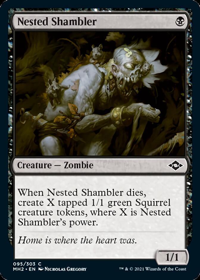 Nested Shambler [MH2]