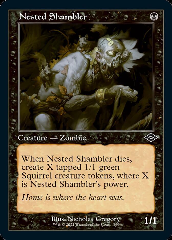 Nested Shambler <retro> [MH2]