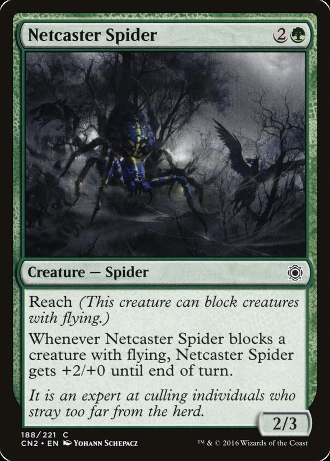 Netcaster Spider [CN2]