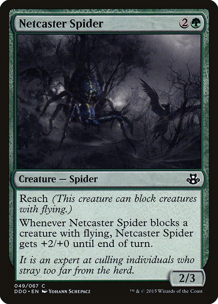 Netcaster Spider [DDO]