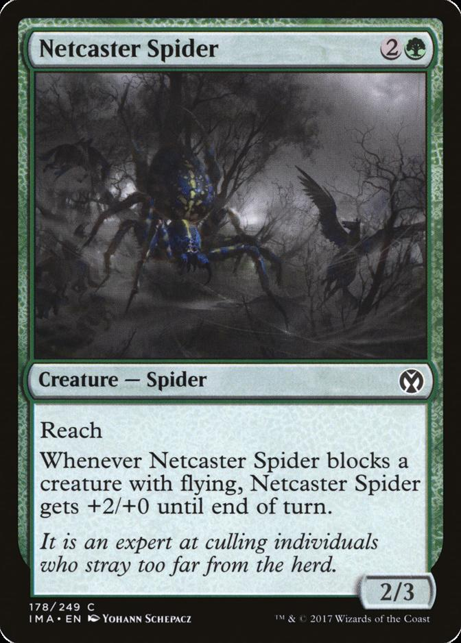 Netcaster Spider [IMA] (F)