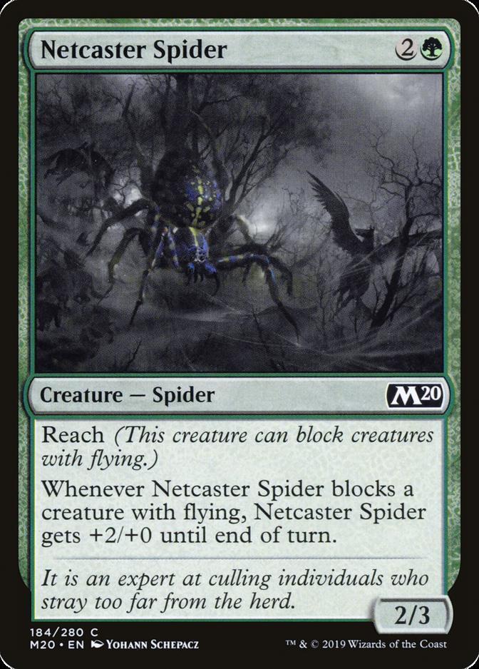 Netcaster Spider [M20]