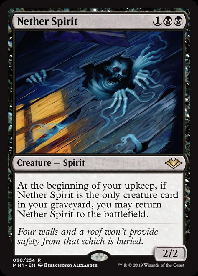 Nether Spirit [J21]