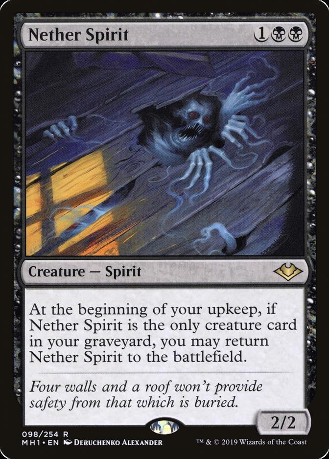 Nether Spirit [MH1]