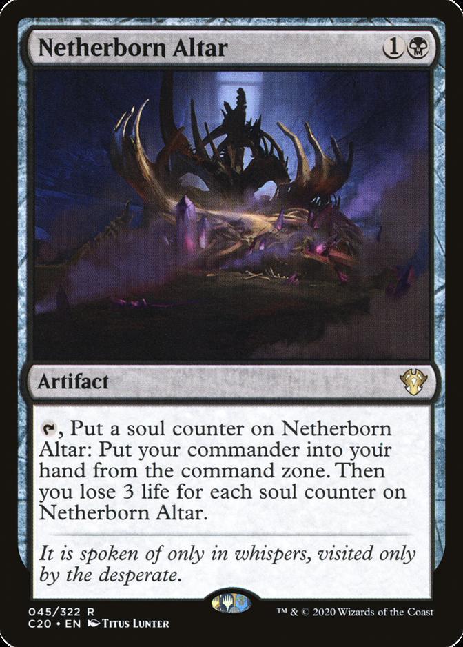 Netherborn Altar [C20]