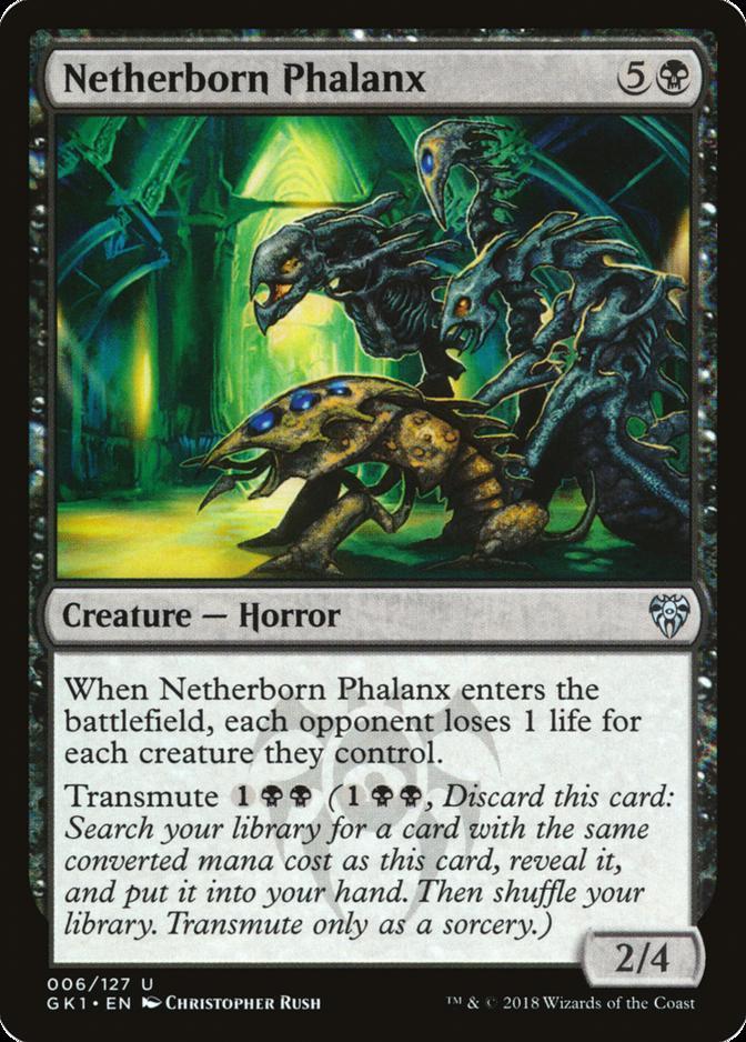 Netherborn Phalanx [GK1]