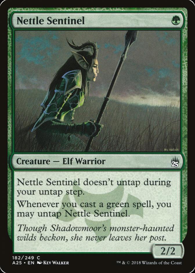 Nettle Sentinel [A25] (F)