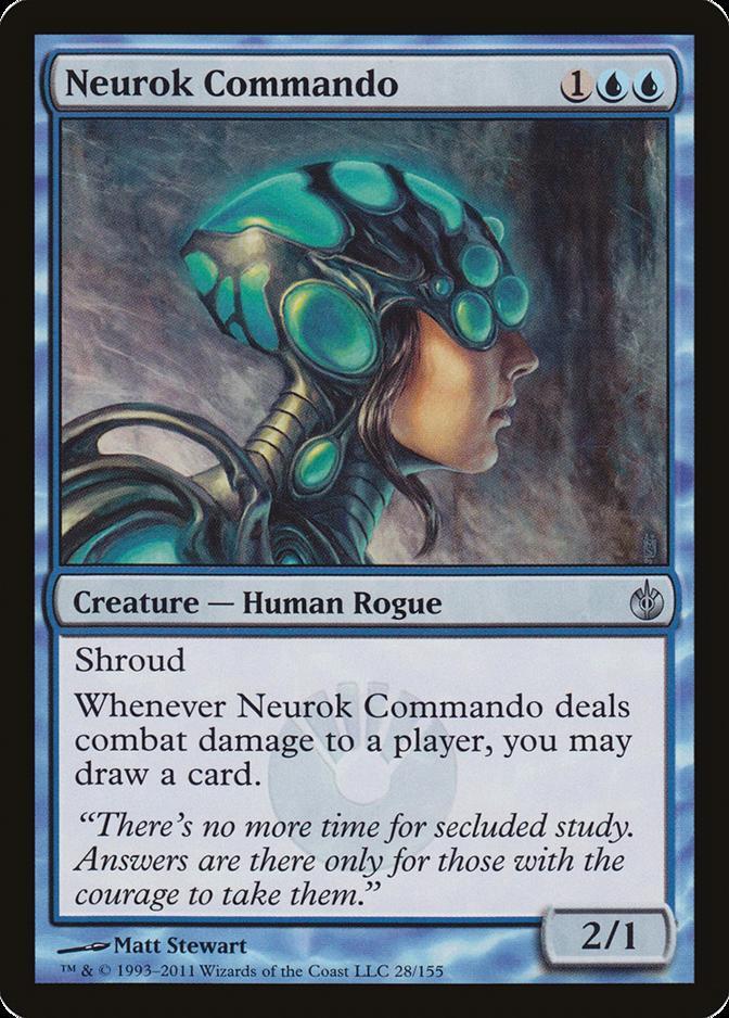 Neurok Commando [MBS]