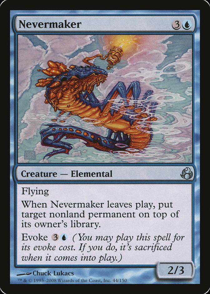 Nevermaker [MOR]