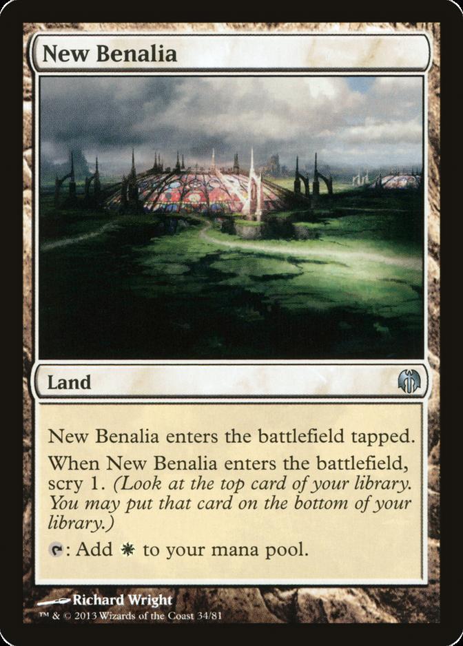 New Benalia [DDL]