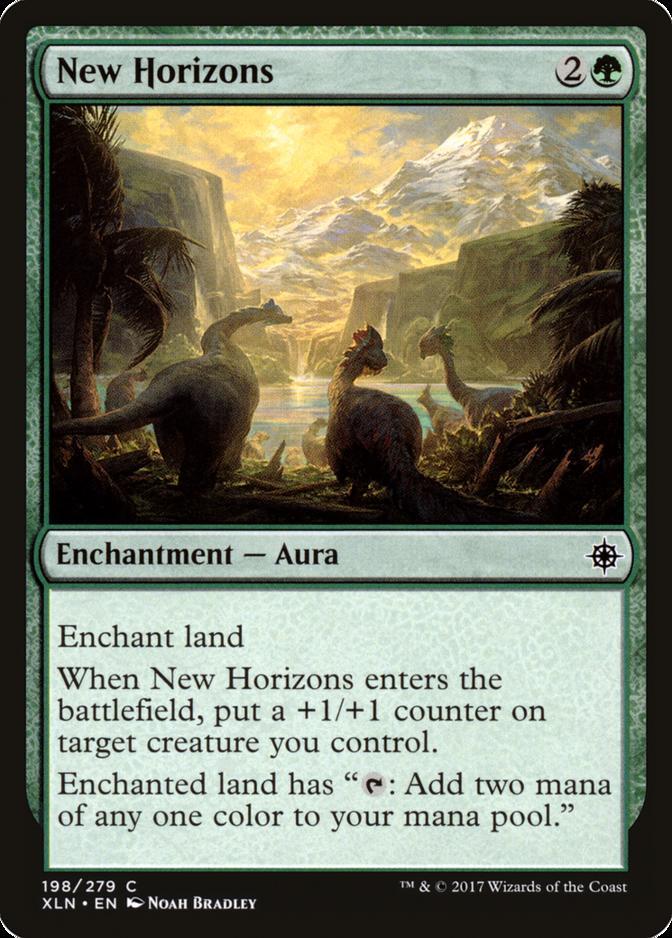New Horizons [XLN]