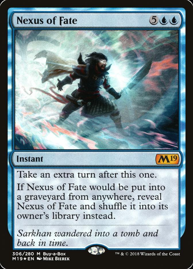 Nexus of Fate [M19] (F)