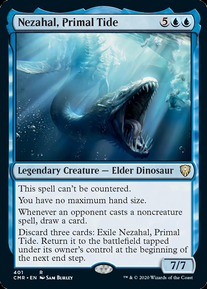 Nezahal, Primal Tide [PCMR] (F)