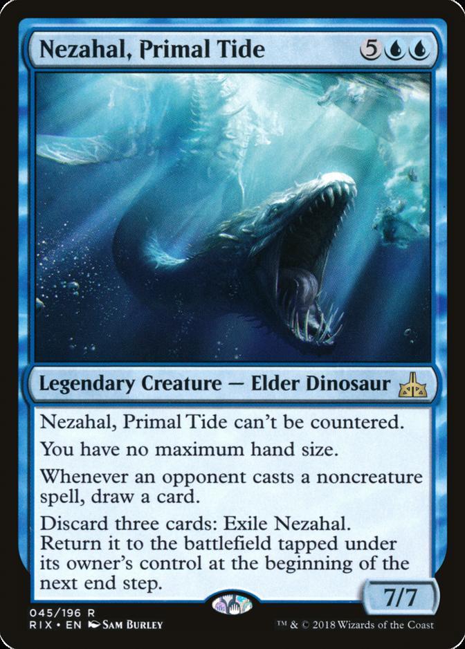 Nezahal, Primal Tide [RIX]