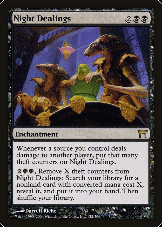 Night Dealings [CHK] (F)