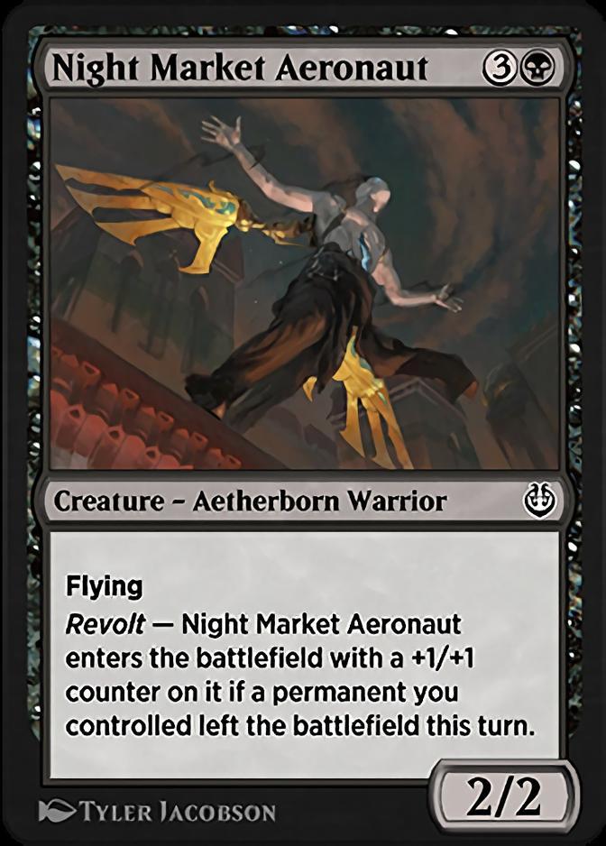 Night Market Aeronaut [KLR]