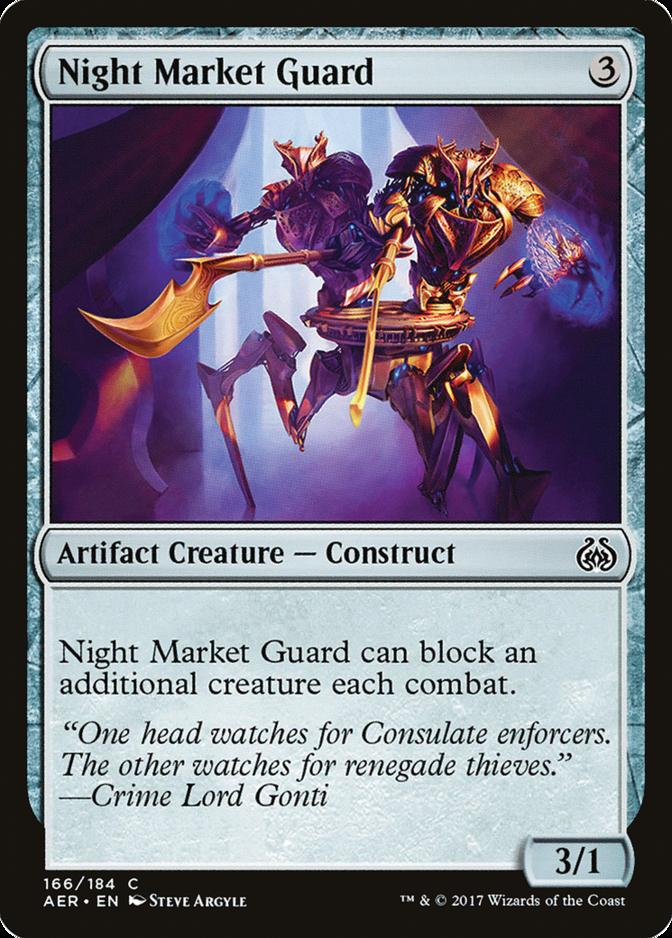 Night Market Guard [AER]
