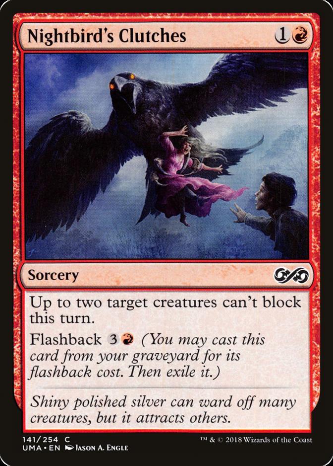 Nightbird's Clutches [UMA] (F)