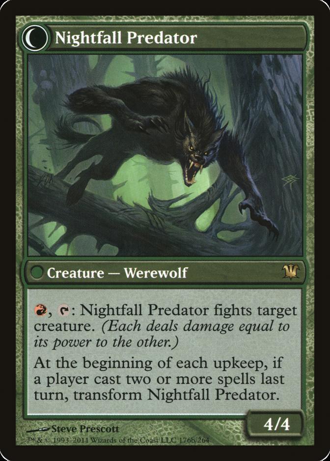 Nightfall Predator [ISD] (F)