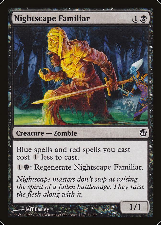Nightscape Familiar [DDH]