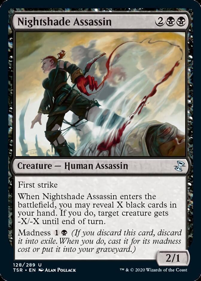 Nightshade Assassin [TSR]