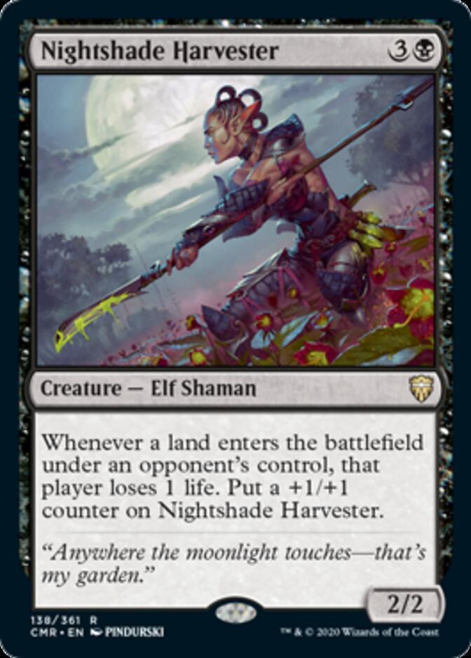 Nightshade Harvester [CMR]