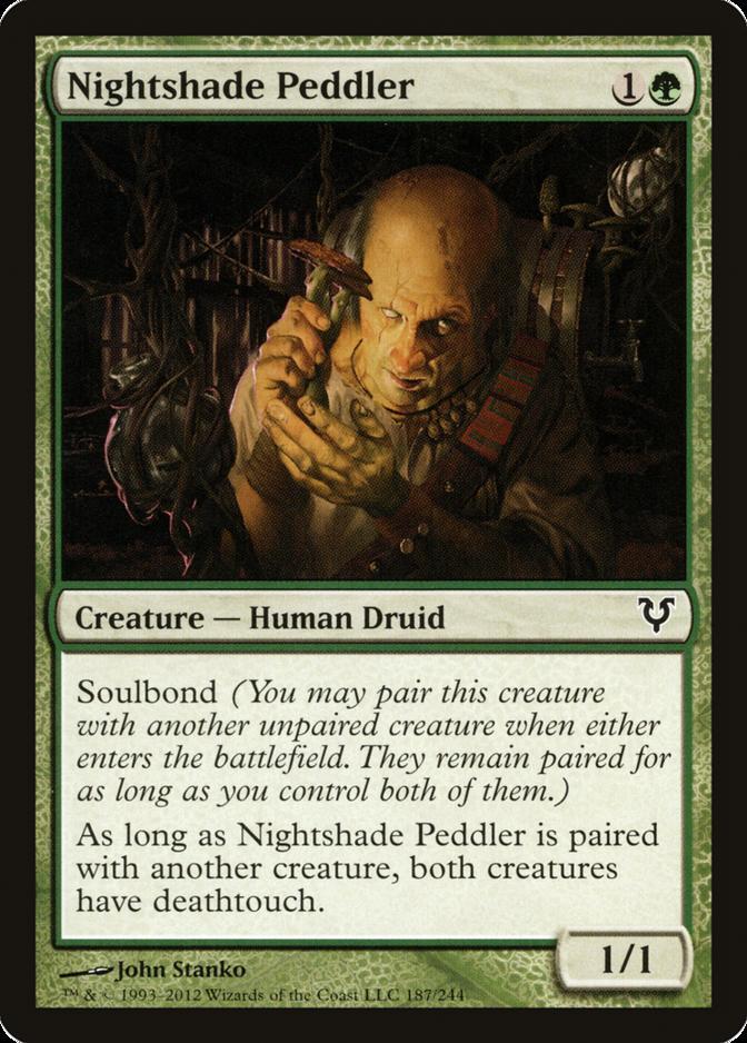 Nightshade Peddler [AVR]