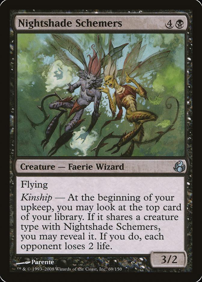 Nightshade Schemers [MOR]