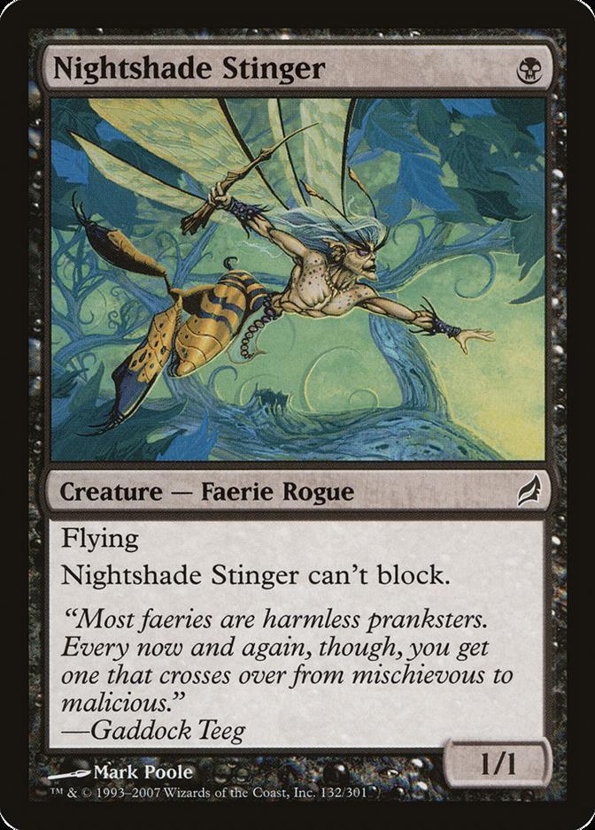 Nightshade Stinger [LRW]