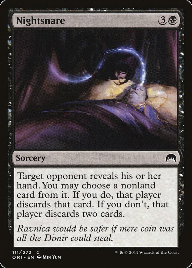 Nightsnare [ORI]
