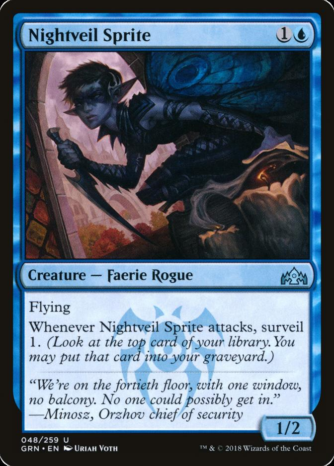 Nightveil Sprite [GRN]