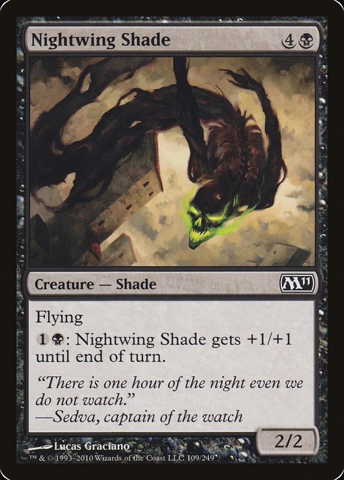 Nightwing Shade [M11]