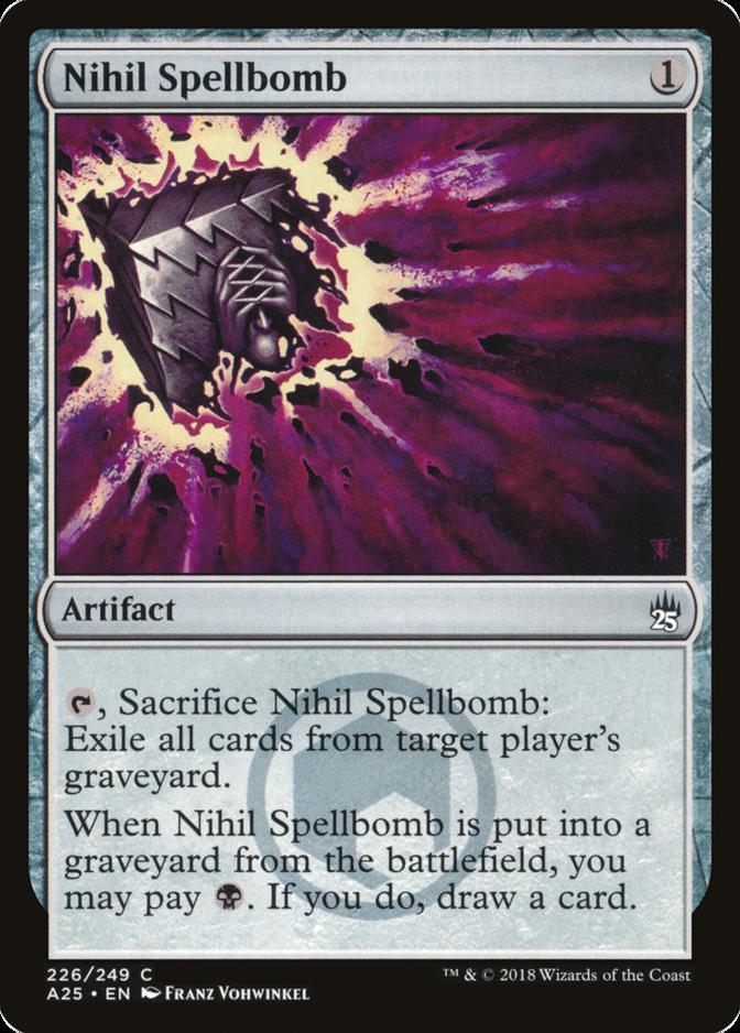 Nihil Spellbomb [A25]