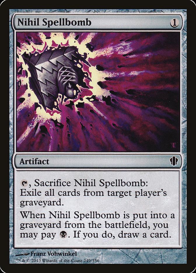 Nihil Spellbomb [C13] (F)
