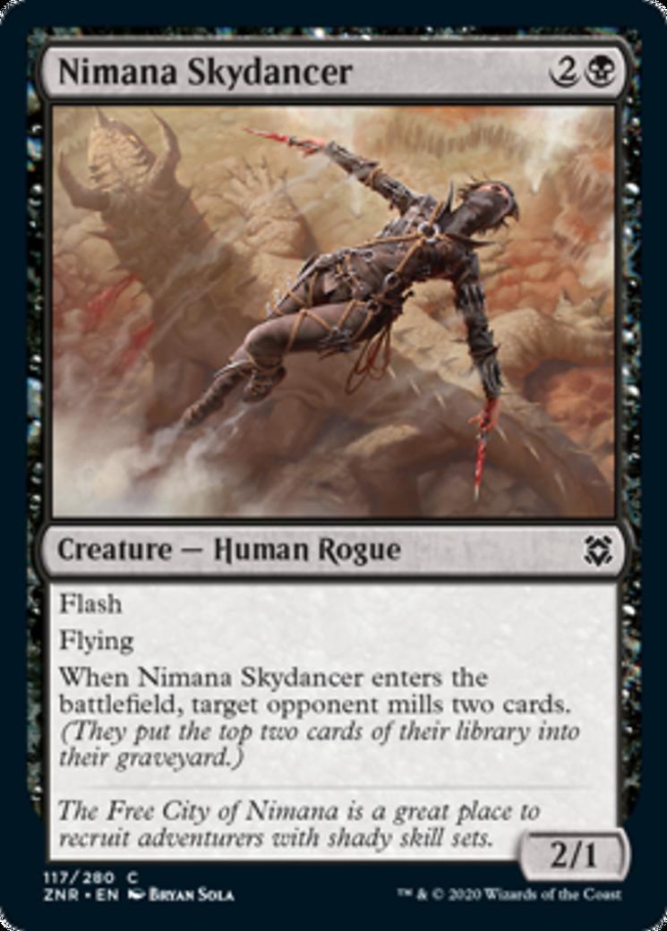 Nimana Skydancer [ZNR]
