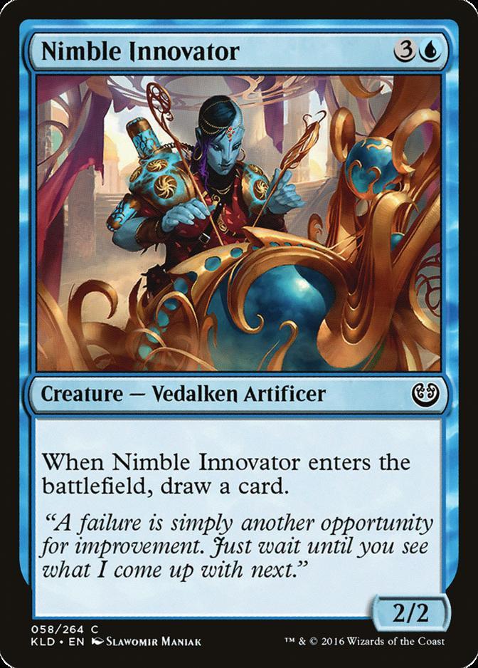Nimble Innovator [KLD]