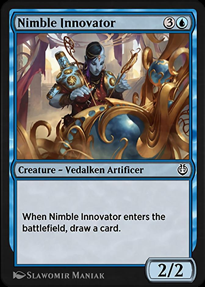 Nimble Innovator [KLR]